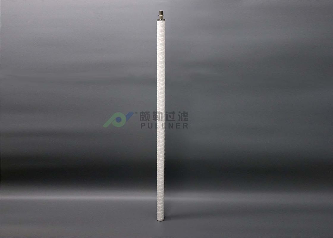 Power Plant Iron Removal Water Filter Cartridge Conpetitive Price Free Sample